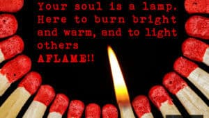 <b>Your personal divine fire</b>